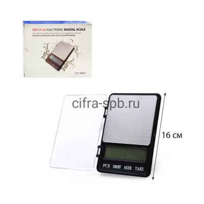 Весы XY-8007 3кг-0.1г черный Xinyuah купить оптом | cifra-spb.ru