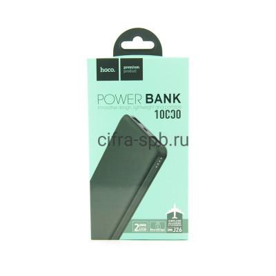 Power Bank 10000mAh J26 черный Hoco купить оптом | cifra-spb.ru
