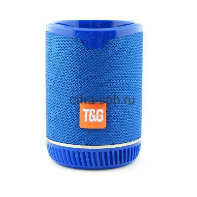 Беспроводная колонка TG-528 синий T&G купить оптом | cifra-spb.ru