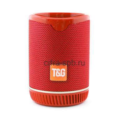 Беспроводная колонка TG-528 красный T&G купить оптом | cifra-spb.ru