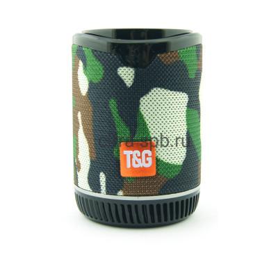 Беспроводная колонка TG-528 камуфляж T&G купить оптом | cifra-spb.ru