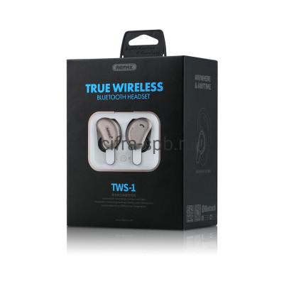 Беспроводные наушники TWS-1 с микрофоном Remax купить оптом | cifra-spb.ru