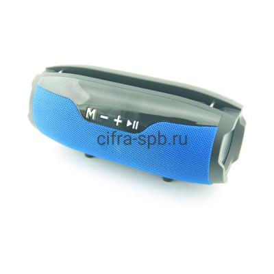 Беспроводная колонка Charge E14+ синий купить оптом   cifra-spb.ru