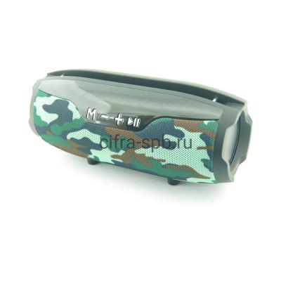 Беспроводная колонка Charge E14+ камуфляж купить оптом | cifra-spb.ru