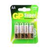 Батарейка LR6 Super GP 4шт. (цена за ед.)