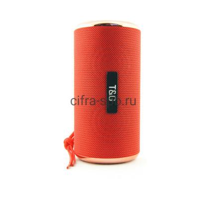 Беспроводная колонка TG-153 красный T&G купить оптом | cifra-spb.ru