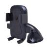 Держатель для телефона PH-516 (PF_4355) на присоске черний Perfeo