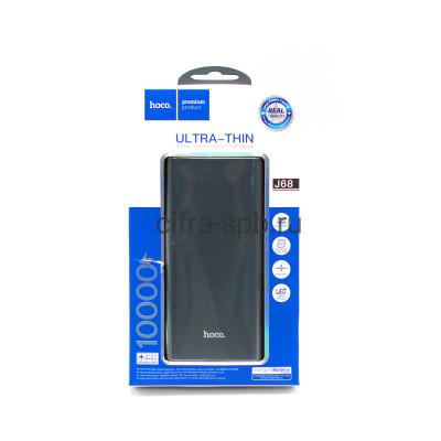 Power Bank 10000mAh J68 USB Input PD/Micro серый Hoco купить оптом | cifra-spb.ru