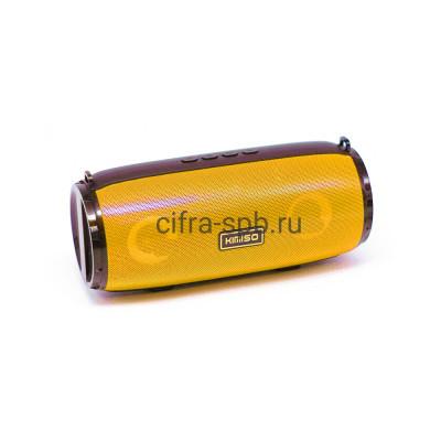 Беспроводная  колонка KM-201 золото Kimiso купить оптом | cifra-spb.ru