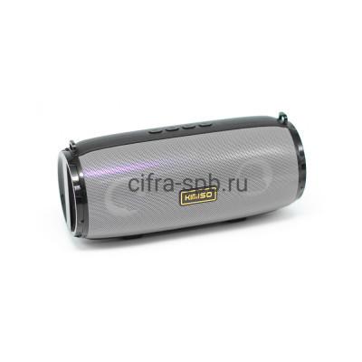 Беспроводная  колонка KM-201 серый Kimiso купить оптом | cifra-spb.ru