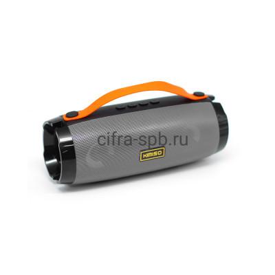 Беспроводная  колонка KM-202 серый Kimiso купить оптом | cifra-spb.ru