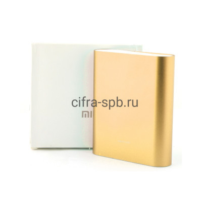 Power Bank 10400mAh UD-13 золото Mi купить оптом | cifra-spb.ru
