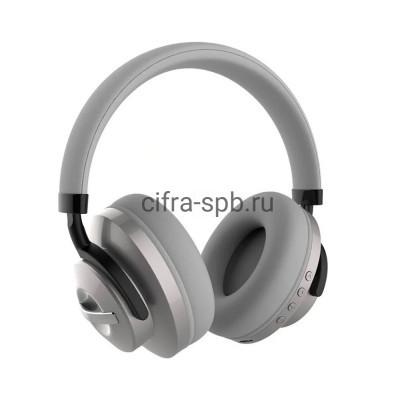 Беспроводные наушники SD-1006 с микрофоном полноразмерные серый Sodo купить оптом | cifra-spb.ru