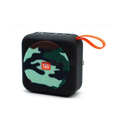 Беспроводная колонка TG-505 камуфляж T&G купить оптом | cifra-spb.ru