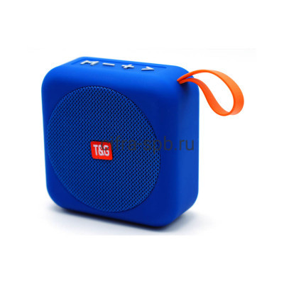 Беспроводная колонка TG-505 синий T&G купить оптом   cifra-spb.ru
