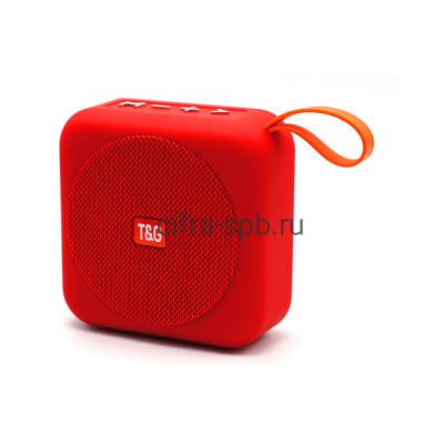 Беспроводная колонка TG-505 красный T&G купить оптом | cifra-spb.ru