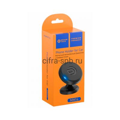Держатель для телефона MM14 магнитный черный Dream купить оптом | cifra-spb.ru