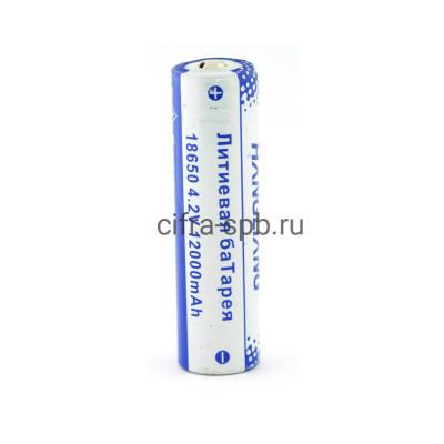 Аккумулятор 12000 mAh 4.2V 18650 HANGLIANG 2шт (за 1ед) купить оптом | cifra-spb.ru