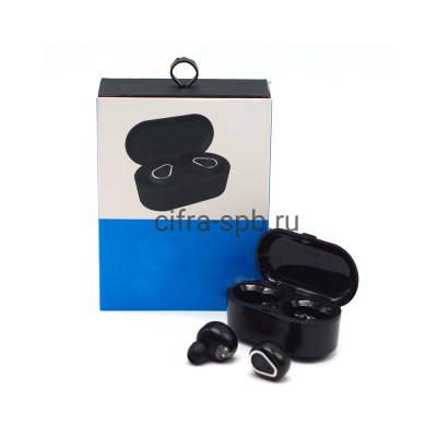 Беспроводные наушники Aird+ c микрофоном черный купить оптом | cifra-spb.ru