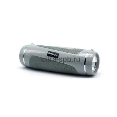 Беспроводная колонка BR7 серый + фонарь Borofone купить оптом | cifra-spb.ru