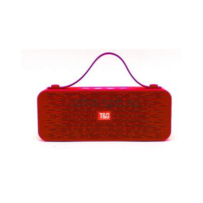 Беспроводная колонка TG-521 красный T&G купить оптом | cifra-spb.ru