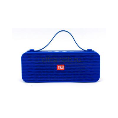 Беспроводная колонка TG-521 синий T&G купить оптом | cifra-spb.ru
