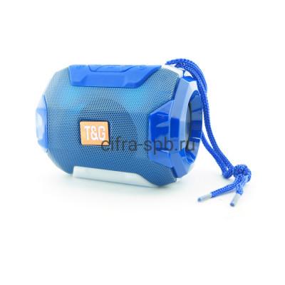 Беспроводная колонка TG-162 синий T&G купить оптом | cifra-spb.ru