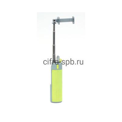 Беспроводная колонка - монопод U1635 серо-зеленый купить оптом | cifra-spb.ru