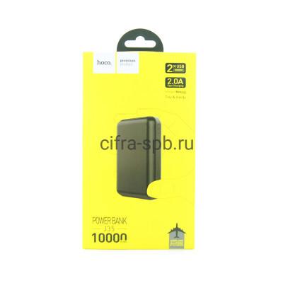 Power Bank 10000mAh J35 черный Hoco купить оптом | cifra-spb.ru