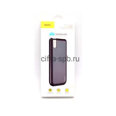 Power Bank 10000mAh PPALL-QY01 черный Baseus купить оптом | cifra-spb.ru