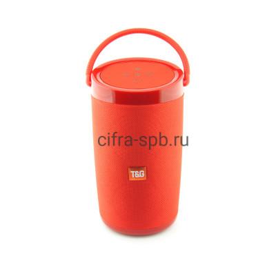 Беспроводная колонка TG-135 красный T&G купить оптом | cifra-spb.ru