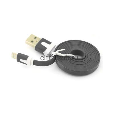 Кабель Lightning на iPhone5 черный LW-MTI5 1.2m купить оптом | cifra-spb.ru
