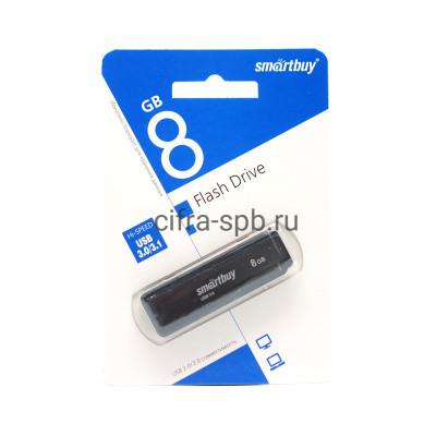 USB накопитель 8GB 3,0 LM05 черный Smartbuy купить оптом | cifra-spb.ru