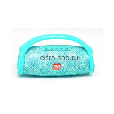 Беспроводная колонка TG-136 с принтом 3 T&G купить оптом   cifra-spb.ru