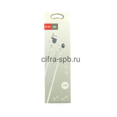 Кабель Lightning XS-008 купить оптом | cifra-spb.ru