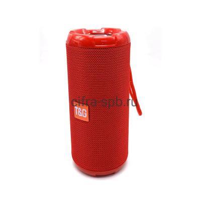 Беспроводная колонка TG-621 красный T&G купить оптом | cifra-spb.ru