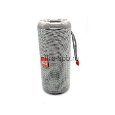 Беспроводная колонка TG-621 серый T&G купить оптом | cifra-spb.ru